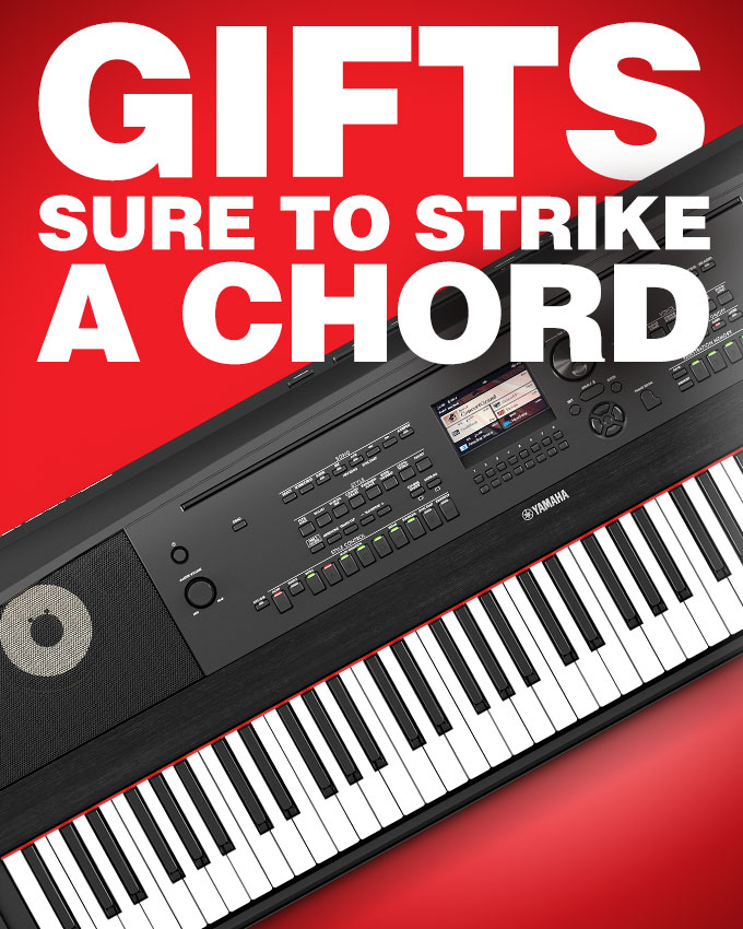 Gifts sure to strike a chord