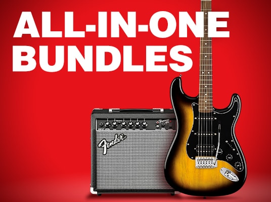 All-in-one bundles