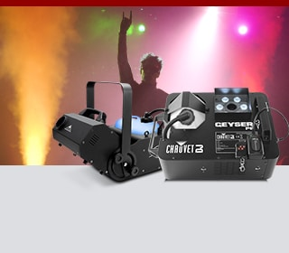 Chauvet Product Spotlight Atmospherics