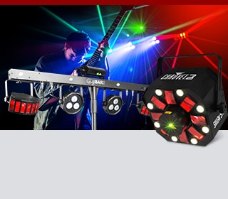 Chauvet Product Spotlight Effect Lights