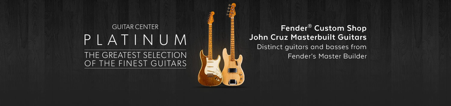 Fender Custom Shop John Cruz
