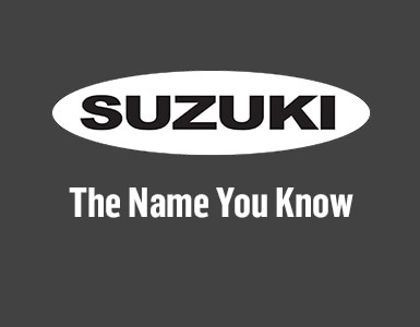 Suzuki the name you know