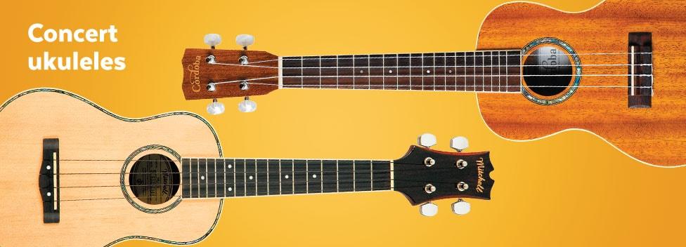 Ukuleles : Guitar Center