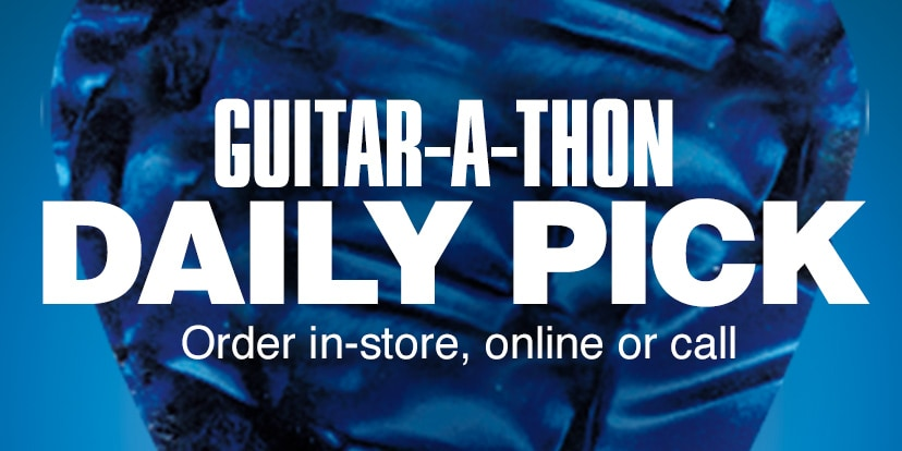 guitar a thon daily pick featuring cordoba guitar center. Black Bedroom Furniture Sets. Home Design Ideas