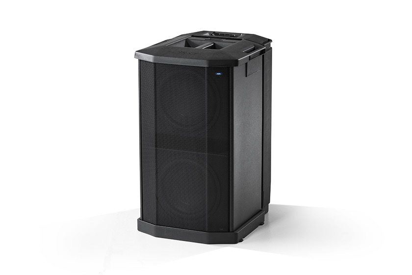 Front view of Bose F1 subwoofer base unit
