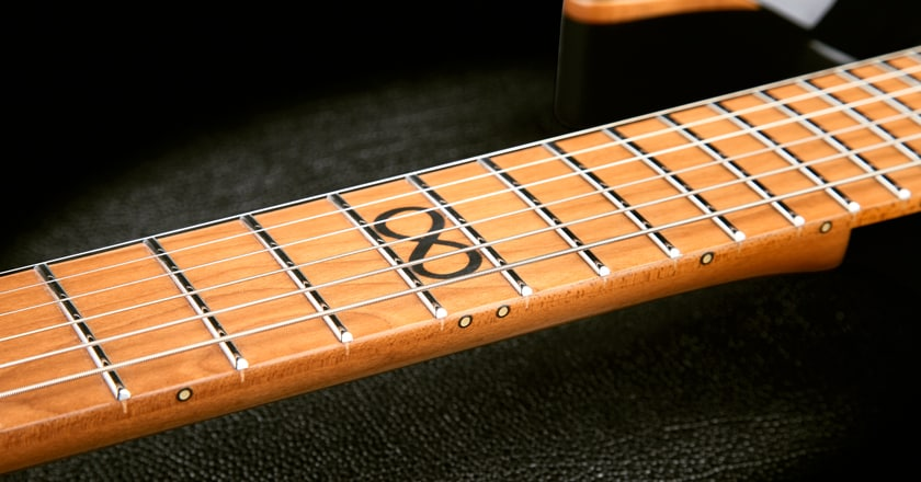 Chapman ML3 Pro fingerboard and inlay