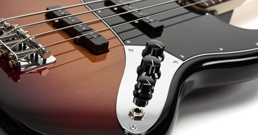 Fender American Performer Jazz Bass electronics and finish
