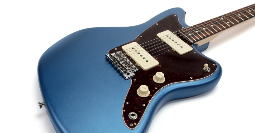 Fender American Performer Jazzmaster contours