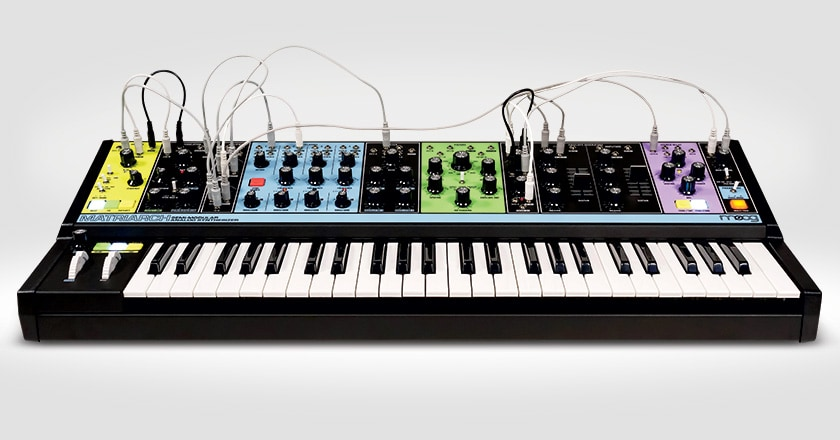 moog matriarch semi modular analog synthesizer guitar center. Black Bedroom Furniture Sets. Home Design Ideas