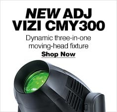 American DJ Vizi CMY 300W Moving Head