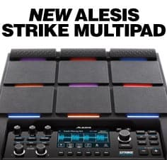 New Alesis Strike Multipad