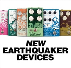 New From Earthquaker Devices