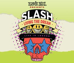 Ernie Ball Slash Sweepstakes