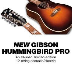 Gibson Hummingbird Pro 12-String Acoustic-Electric Guitar