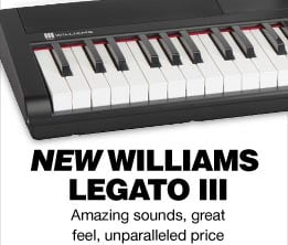 Williams Legato III