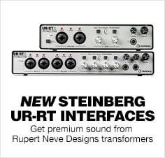 Steinberg Audio Interfaces