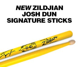 Zildjian Josh Dun Trench Artist Series Drum Stick