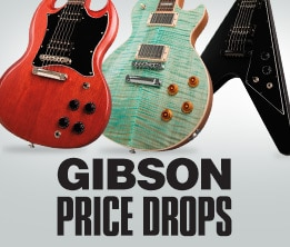 Gibson Price Drops