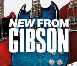 NEW FROM GIBSON