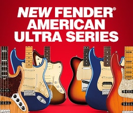 New Fender® American Ultra Series