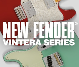 New Fender® Vintera Series