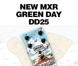 New MXR Green Day DD25