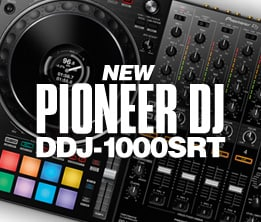 New Pioneer DJ DDJ-1000SRT