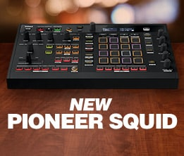 New Pioneer Squid