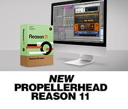 New Propellerhead Reason 11
