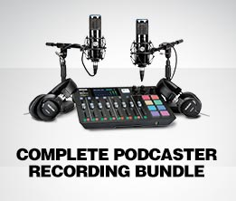 Complete Podcaster Recording Bundle
