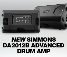 New Simmons DA2012B Advanced Drum Amp