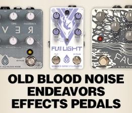 Old Blood Noise Endeavors Effects Pedals