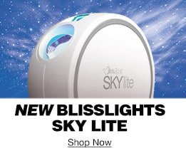 New Blisslights Sky Lite. Shop Now.