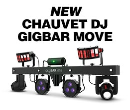 New Chauvet DJ Gigbar Move