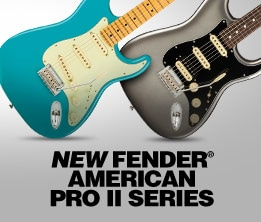 New Fender American Pro II Series