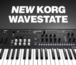 New Korg Wavestate