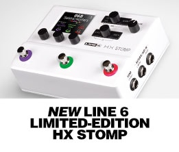 New Line 6 Limited-Edition HX Stomp