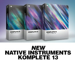 New Native Instruments Komplete 13