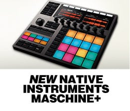 New Native Instruments Machine+