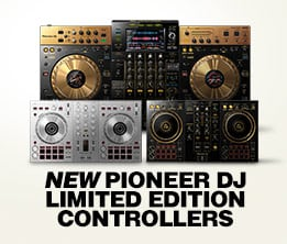New Pioneer DJ Limited Edition Controllers
