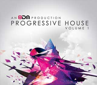 8 D M Progressive House Software Volume 1
