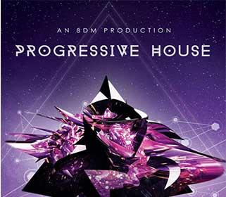 8 D M Progressive House Software Volume 2