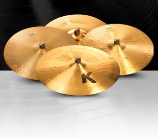 Zildjian K Family Cymbals