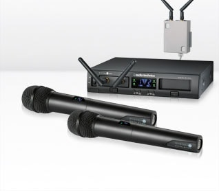 Audio-Technica Wireless Systems
