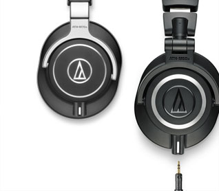 Audio-Technica Over-ear Headphones