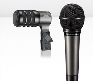 Audio-Technica Live Microphones
