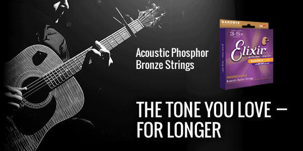 acoustic phosper bronz strings the tone you love for longer