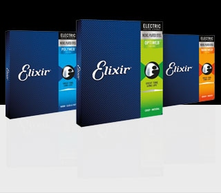 elixir Electric Guitar Strings
