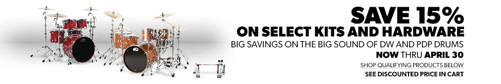 Save 15% on Select Kits and Hardware