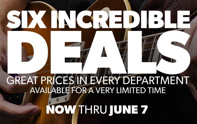 Six Deals
